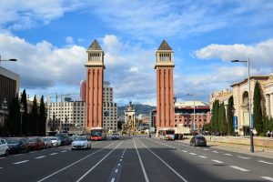 Venetian Towers Barcelona